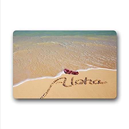 41oYfotPX4L._SS450_ Beach Doormats and Coastal Doormats