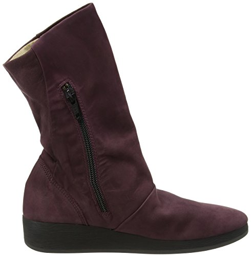 Purple Women's Ann417sof Purple Boots Softinos Zn7vRqC