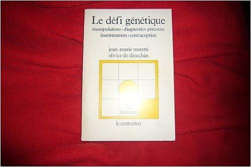 Lire en ligne Defi genetique                                                                                101696 pdf