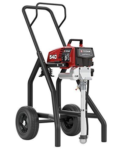 (Titan 805-006 / 805006 Impact 540 High Rider Airless Sprayer Complete)