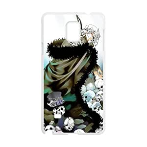 Samsung Galaxy Note 4 Cell Phone Case White Pandora Hearts F8237583