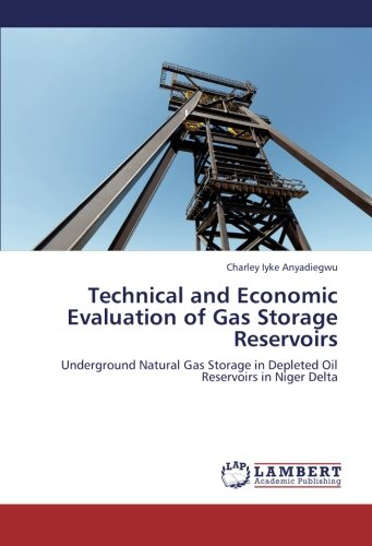 Technical And Economic Evaluation Of Gas Storage Reservoirs  Underground Natural Gas Storage In Depleted Oil Reservoirs In Niger Delta