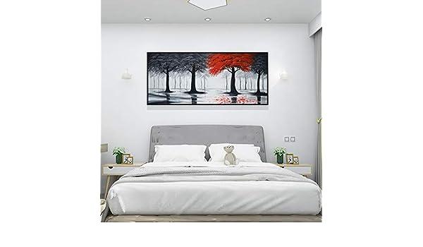RTCKF Animal Moderno Arte Abstracto Pintura al óleo Dibujo a ...