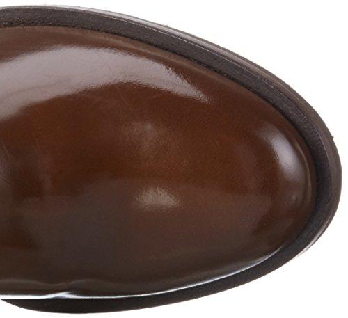 Tommy Hilfiger FW56821577 - Botas altas con tacón para mujer Marrón (Coffee 211)