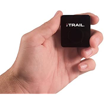 iTrail GPS Data Logger Spy Car GPS Logging Device (Free Magnetic Case)