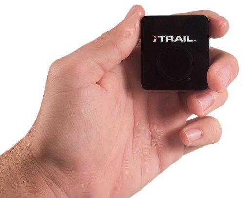Logging Device (iTrail GPS Data Logger Spy Car GPS Logging Device (Free Magnetic Case))