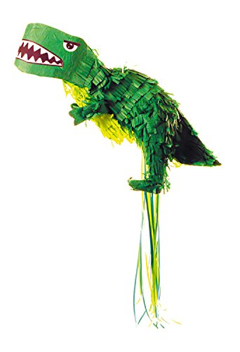 Party Pro 40113050 Dinosaur Piñata, Green
