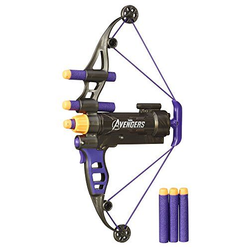 Marvel Avengers Hawkeye Longshot Bow Toy]()