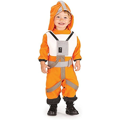 X-Wing Fighter Pilot Baby Infant Costume - (X-wing Fighter Pilot Costume)