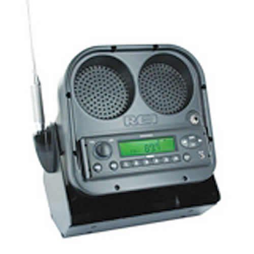 """All States Ag REI Tractor Radio AM/FM/WB/AUX """"Roll-A-Cove..."""