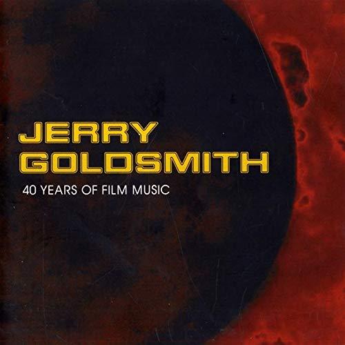 Jerry Goldsmith:40 Years Of Film Music