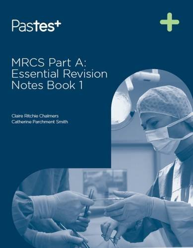 Download MRCS Part A: Essential Revision Notes: Book 1 pdf