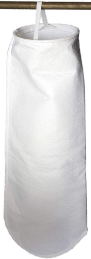1 Micron 7x32 Singed Polyester Felt Filter Bag PESP2S Size 2