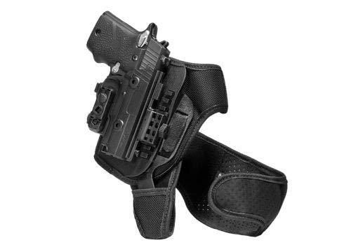 Alien Gear holsters ShapeShift Ankle Carry Holster Sig P238 (Right Handed) (Best Ankle Holster Sig P238)