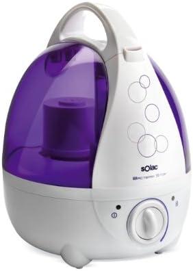 Solac HU1060, Violeta, Blanco - Purificador de aire: Amazon.es: Hogar