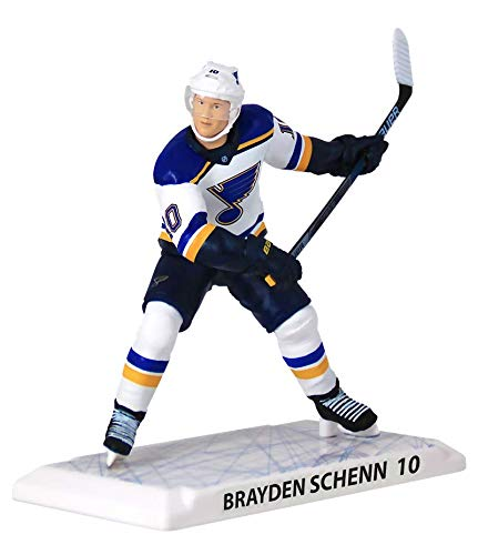 NHL Figures Brayden Schenn Player Replica - St. Louis Blues