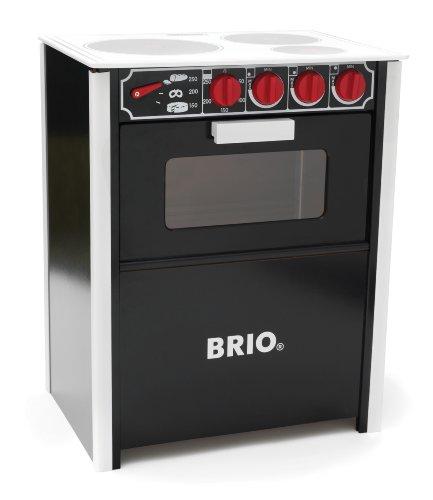 BRIO - 31356 - CUISINIERE NOIRE