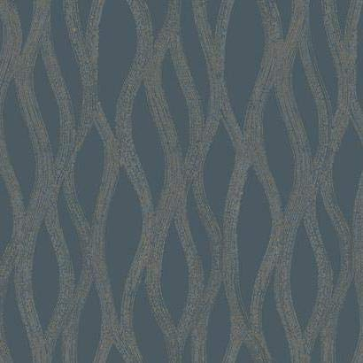 York Wallcoverings SN1350 60.75 Square Foot - Drizzle - Unpasted Non-Woven Wallp, N/A