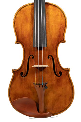 (Violin Apollo Strings 4/4 Orchestra Full Size Award-winning Workshop Hard Case Hand-rubbed oil varnish, antiqued Dominant)