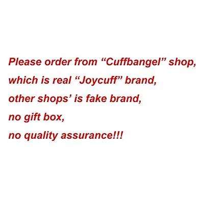 Joycuff Inspirational Bracelets for Women Engraved Personalized Mantra Cuff Bangle