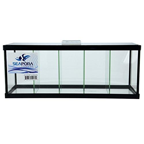 Seapora 59199 Standard High Aquarium, 20 - Reptile Aquarium