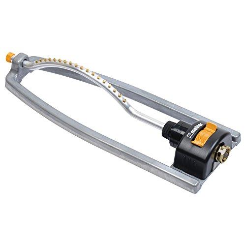 Melnor 70360M-IN 3600 sq. ft. Metal Oscillating Sprinkler