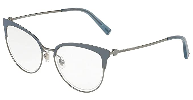 Amazon.com: TIFFANY T TF 1132 - Gafas color azul mate: Clothing