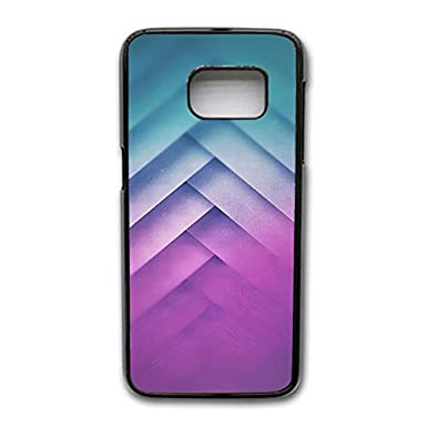 Durable Samsung Galaxy S7 Edge Phone Shell Hipster Graceful Wallpapers Records Mobile Case Snap On