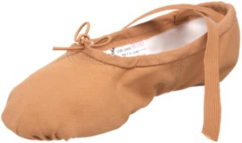Sansha Pro 1 Canvas Ballet Slipper