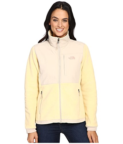 (The North Face Women's Denali 2 Jacket Marzipan/Doeskin Brown (Prior Season) Medium)