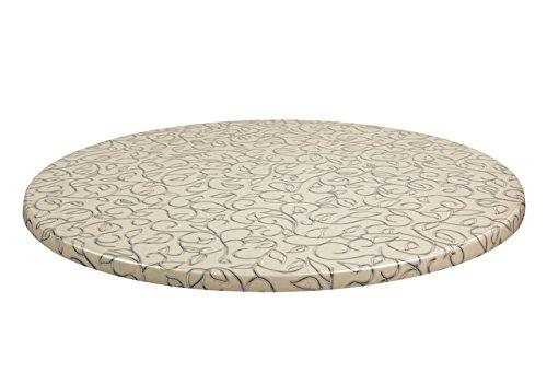 2x Tablero de mesa Topalit -Mono - FILO-132, 70 cms de diámetro ...