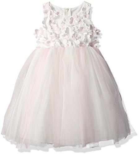 Biscotti Girls' Flower Frolic Ballerina dress]()