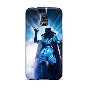 Shock Absorption Cell-phone Hard Cover For Samsung Galaxy S5 (rMG1218ErMl) Unique Design Fashion In This Moment Band Series