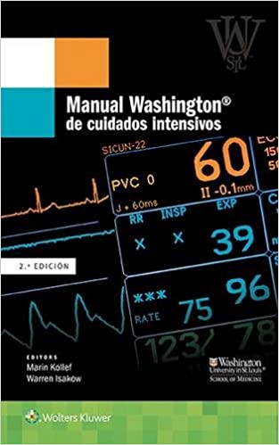 Book Manual Washington de Cuidados Intensivos