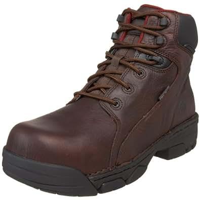 Wolverine Men's W02376 Falcon Boot, Brown, 7 M US