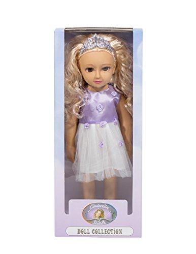 Cinderella USA Doll Collection  18 inch- Blonde