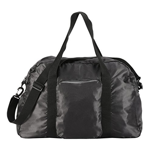 Super Lightweight Carry On - LEAFOREST Packable Duffle Bag Water Resistant Carry-on Tote lightweight 40L