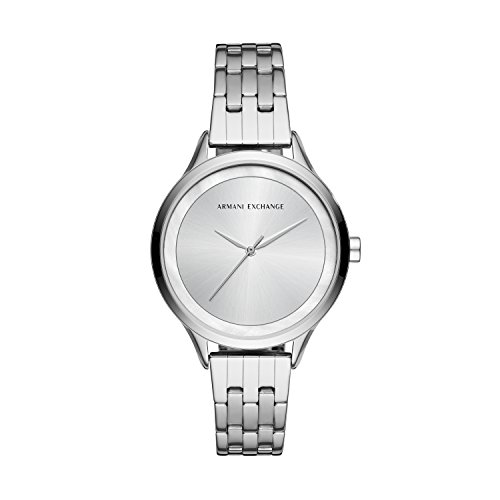 Watch Armani Exchange Women's Classic Watch Quartz Mineral Crystal AX5600 AX5600 -
