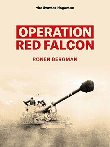 Operation Red Falcon (Kindle Single)