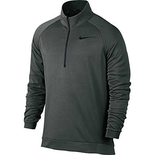 Men's Nike Dry Training Top Vintage Green/Black Size Small