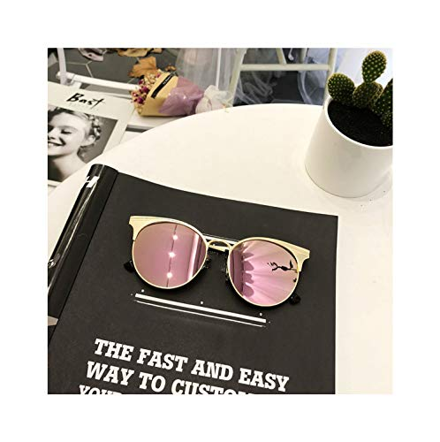 Vintage Large Frame Sunglasses Women Sun Glasses Anti Beat Oculos De Sol ()