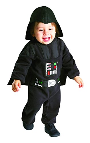 Star Wars Darth Vader Costume - Toddler size 2-4 (1-2 yrs)