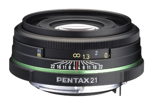 (Pentax 21mm F/3.2 AL Limited Lens for Pentax Digital SLR Cameras)