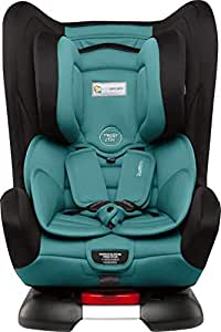 InfaSecure Quattro Astra Convertible Car Seat for 0 to 4 Years, Aqua