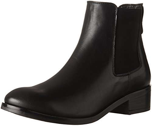 Chelsea Women's Black Aldo Boots MEAVEN Leather q6OP7Fw