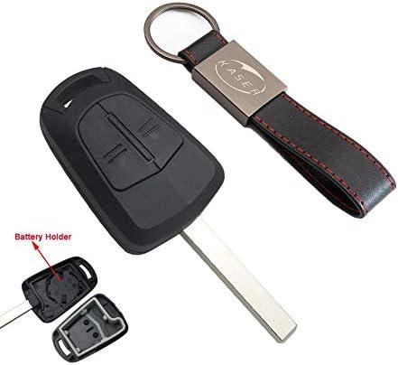 Schlüssel Gehäuse Fernbedienung Für Opel Autoschlüssel Elektronik
