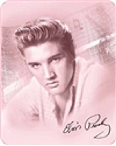 Elvis Graceland Gates Blanket