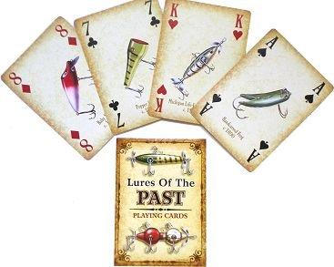- Lures of the Past Playing Cards