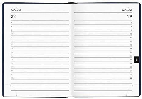 Amazon.com : Zettler 612 612 Pocket Diary Agenda/1 Day/1 ...