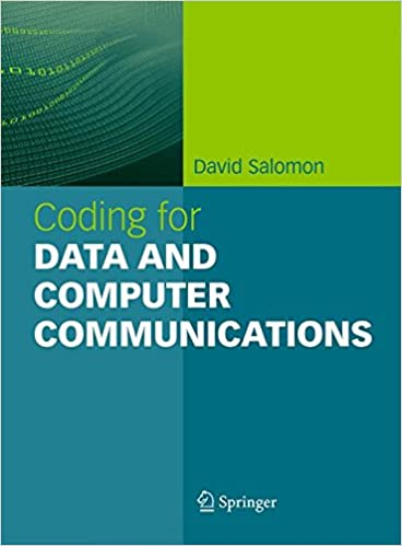 Book Coding for Data and Computer Communications